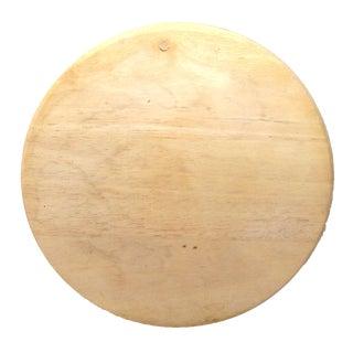 Hidden Compartment Cheese / Bread Board For Sale
