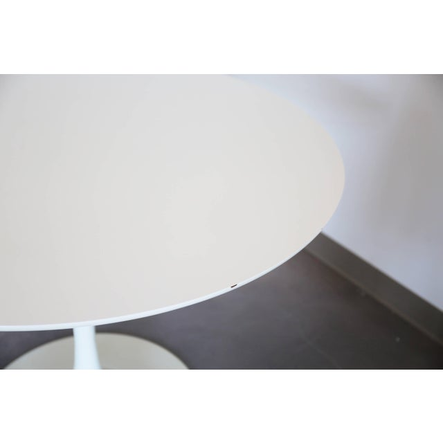 Vintage 70s Knoll Style Tulip Table - Image 7 of 10