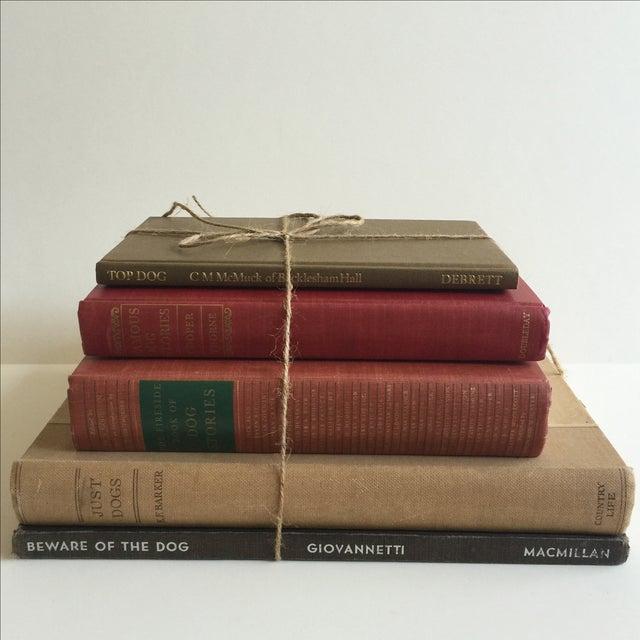 Vintage Dog Books - Set of 5 - Image 2 of 5