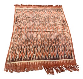 Image of Brick Red Throws