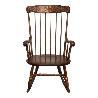 Hitchcock Rocking Chair