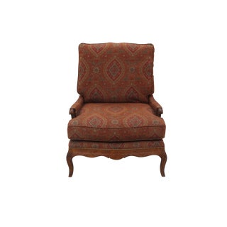 Century Furniture Provincial Bergere For Sale