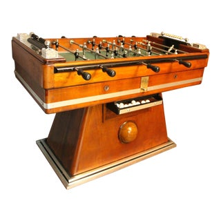 1930s French Foosball Table For Sale