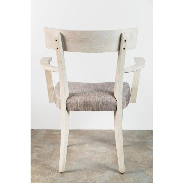 Modern Klismos Chair by Paul Marra For Sale In Los Angeles - Image 6 of 8