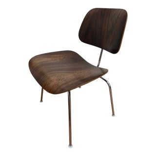Eames Molded Plywood DCM Chair For Sale