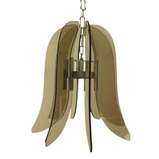 Beveled Pendants by Veca (2 Available) For Sale