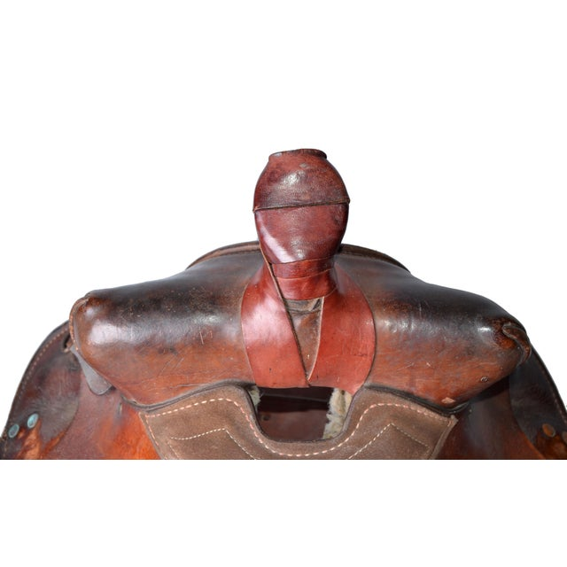 Ralide Leather Horse Saddle For Sale In Miami - Image 6 of 10