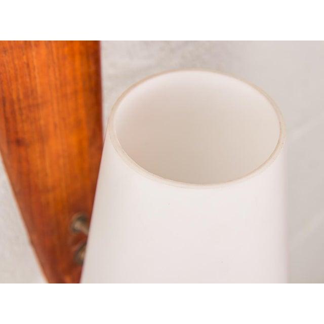 Danish Modern Vertical Sconce Light For Sale In New York - Image 6 of 10