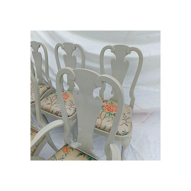 Coastal Living Henredon Dining Chairs - S/6 For Sale In New York - Image 6 of 9