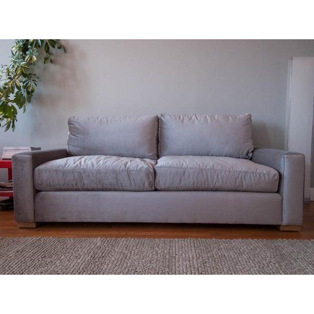 Brand New Restoration Hardware Maxwell Upholstered Sofa