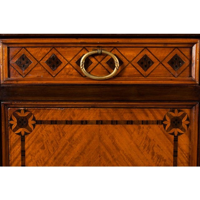 French Louis XV Marble-Top Server For Sale - Image 3 of 6