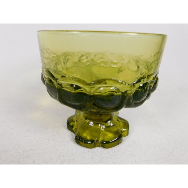 Franciscan Green Madeira Coupes - Set of 6 - Image 5 of 5