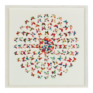 Contemporary Laser Cut Butterflies Wall Art For Sale