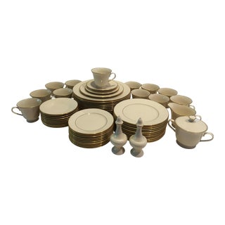 Lenox Hayworth China 12 - 5 Piece Place Settings For Sale