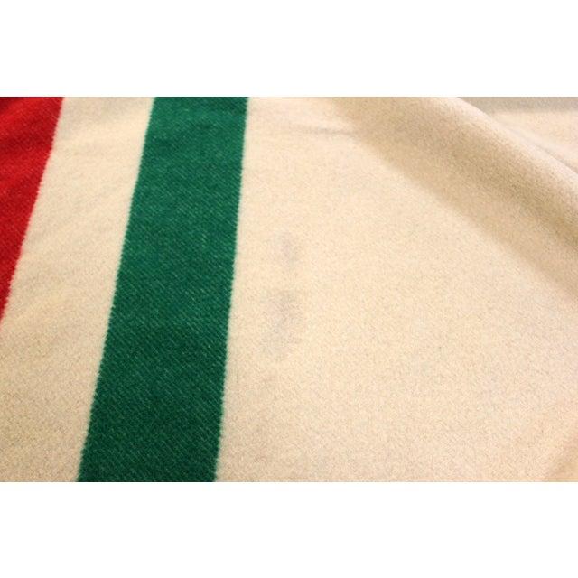 Authentic Hudson Bay 4 Point Vintage Blanket - Image 6 of 6