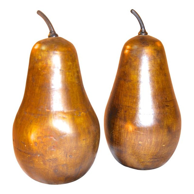 Golden Pears - A Pair - Image 1 of 3