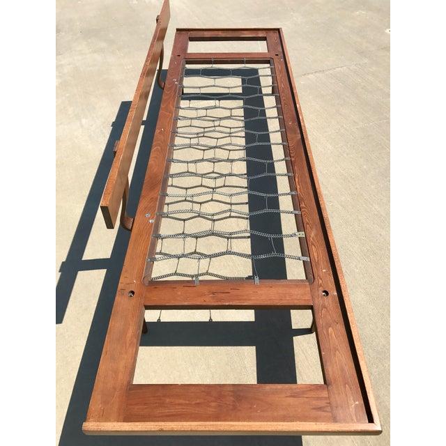 Mid-Century Formica Platform Sofa For Sale - Image 11 of 11