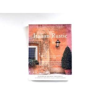 Italian Rustic Architectural Decor Book Preview