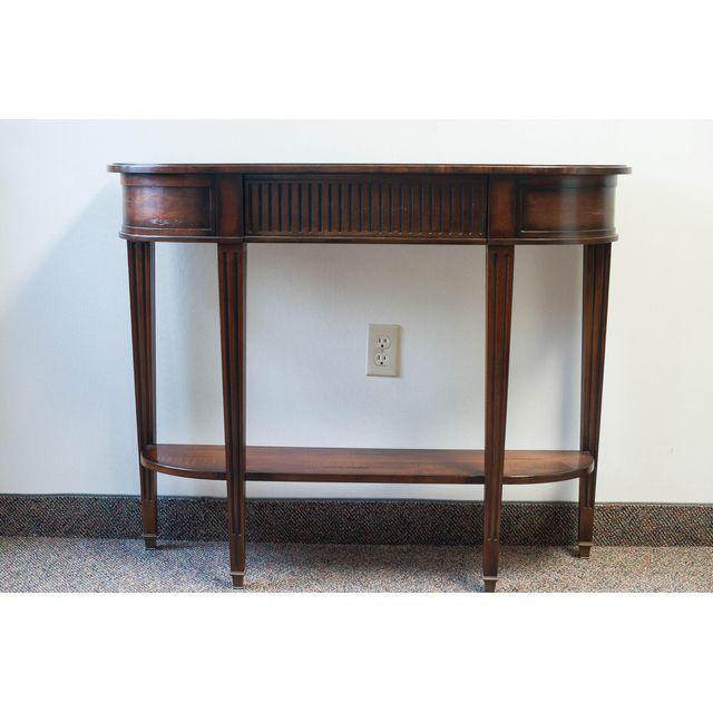 Sherrill Occasional Console Table - Image 2 of 10