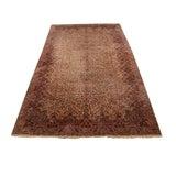 "Image of Late 20th Century Karastan ""Kirman"" Persian-Style Wool Rug-11′5″ × 20′ For Sale"