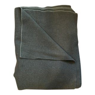 Army Green Wool Blanket For Sale