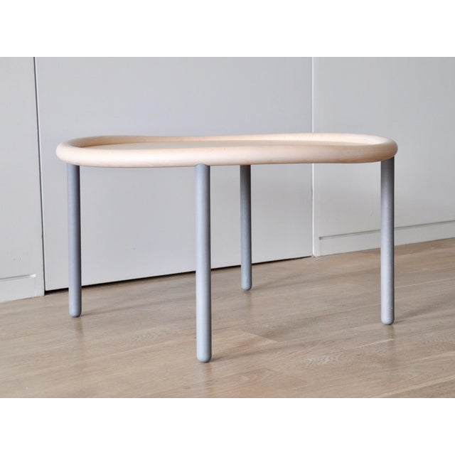 Danish Design Wrong for Hay Serve Table For Sale - Image 4 of 11