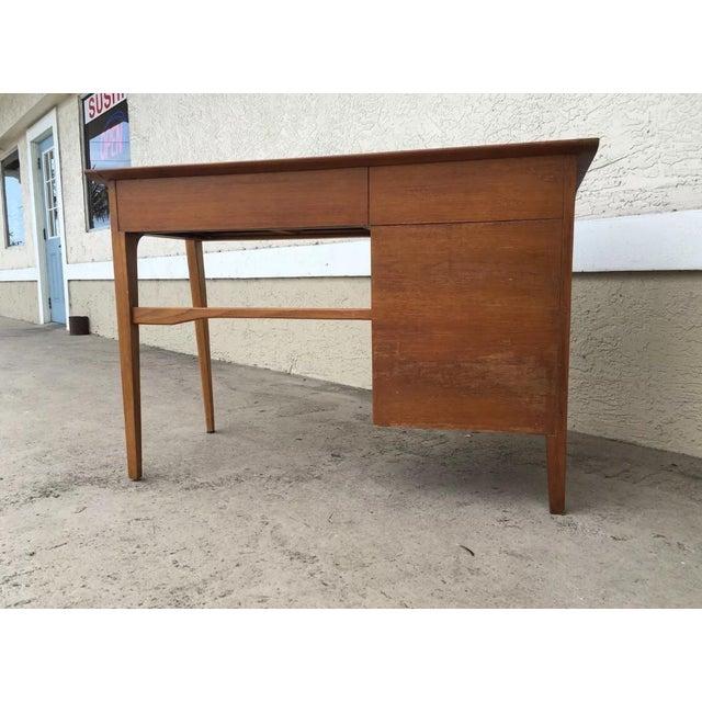 Drexel Profile K95 Desk Designed by John Van Koert - Image 4 of 11