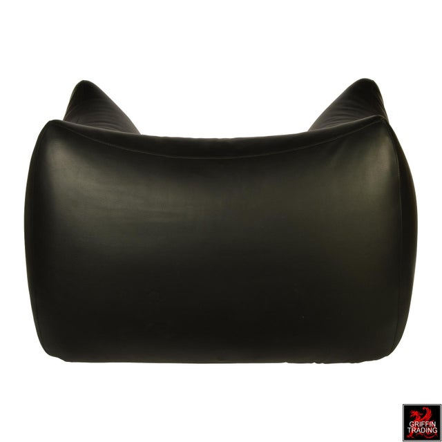 Mario Bellini Mario Bellini Le Bambole Lounge Chair For Sale - Image 4 of 12