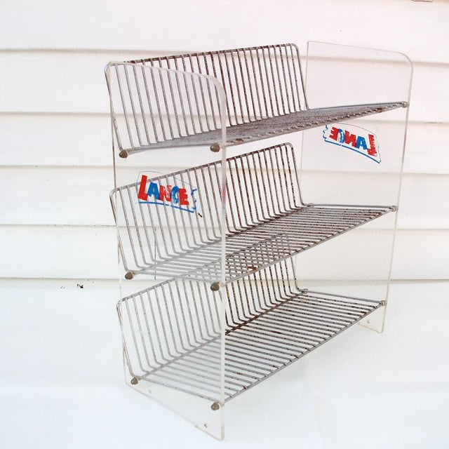 Lance Industrial Metal Three-Tier Storage Rack - Image 3 of 7