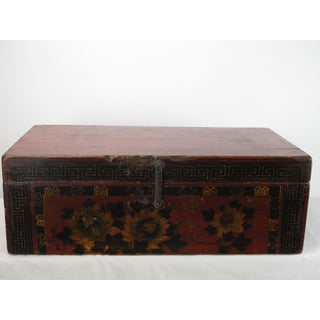 Hand Painted Gansu Trunk Preview
