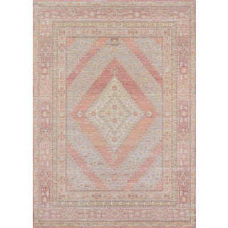 Momeni Isabella Ranbir Pink 2' X 3' Area Rug For Sale