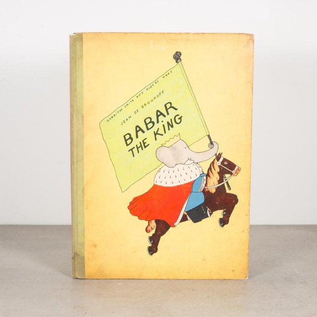 Babar the King 1st Editon 1935 For Sale In San Francisco - Image 6 of 6