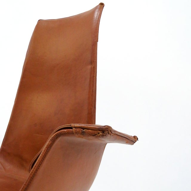 1960s Vintage Preben Fabricius Jorgen Kastholm Bird Chair For Sale - Image 9 of 12
