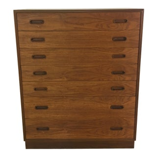 Jack Cartwright Highboy Bureau for Founders For Sale
