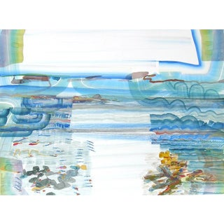 "Josette Urso ""Salt Sea"" Painting, 2018 For Sale"