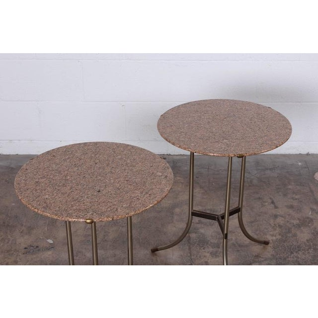 Pair of Side Tables by Cedric Hartman - Image 8 of 10