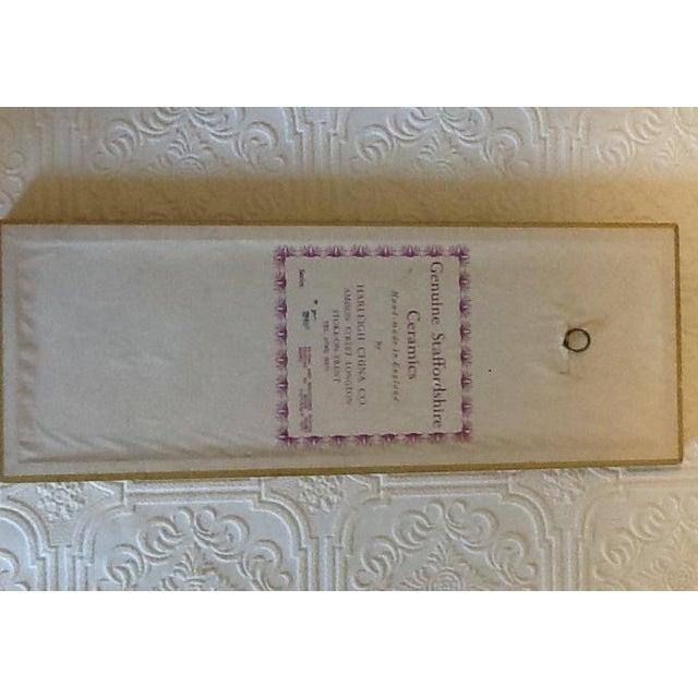 Staffordshire Staffordshire Ceramics Framed Ship Plaques, Framed For Sale - Image 4 of 5