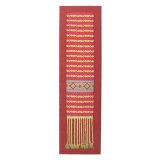 Ceremonial Festive Belt Fragment For Sale