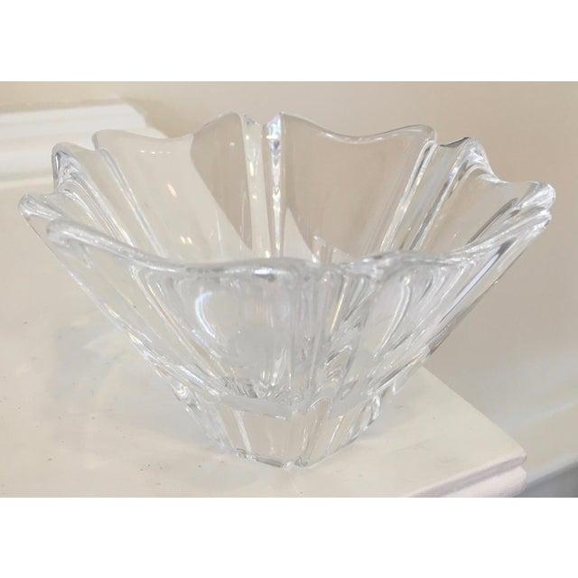 Orrefors Orion Crystal Bowl - Image 5 of 11
