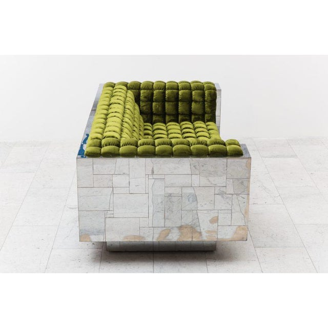 Paul Evans, Cityscape Settee (PE-248), USA, c.1970 For Sale In New York - Image 6 of 7