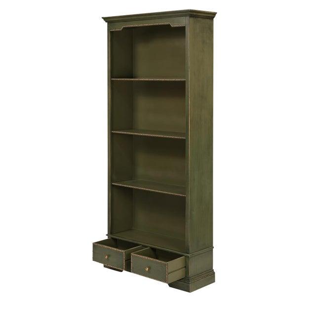 Sarreid Ltd Open Bookcase - Image 1 of 5