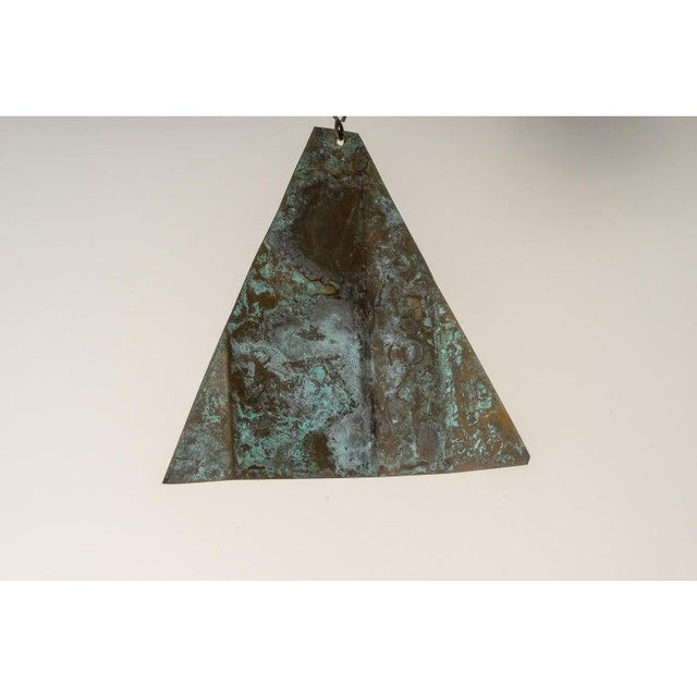 Paolo Soleri Mid-Century Modern Bronze Wind Chime by Paolo Soleri (3 Available) For Sale - Image 4 of 13