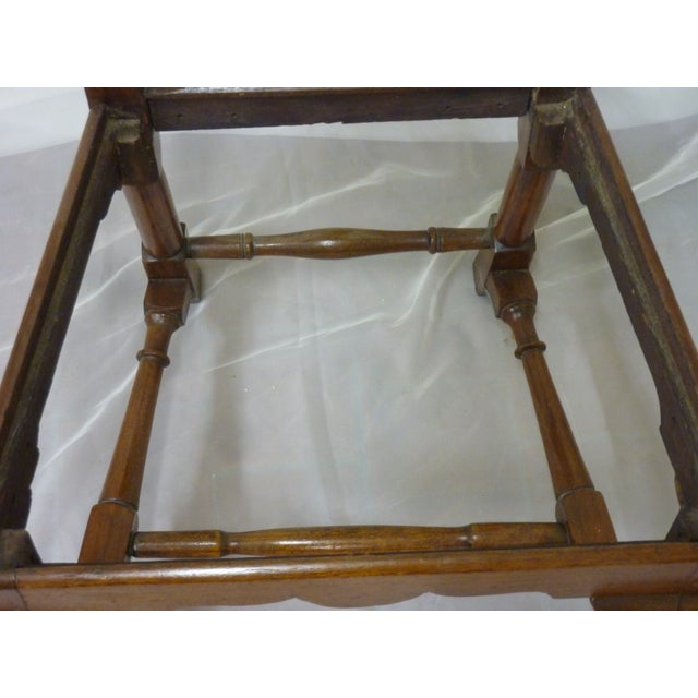 18th Century American Sidechair For Sale - Image 4 of 9