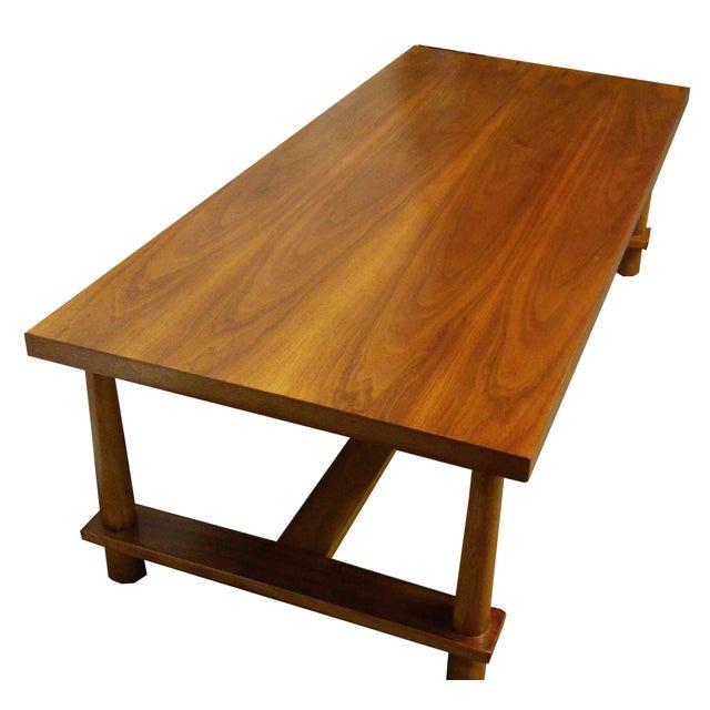 T.H. Robsjohn Gibbings for Widdicomb Coffee Table - Image 3 of 6