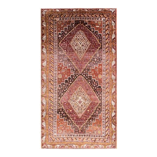 """Antique Chinese Khotan Rug 7'0"""" X 13'4"""" For Sale"""