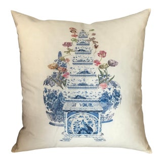 Nicolette Mayer Masterpieces Pillow For Sale