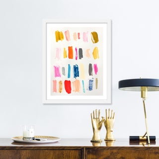 """Small """"Color Instinct No.1"""" Print by Lesley Grainger, 16"""" X 20"""" Preview"""