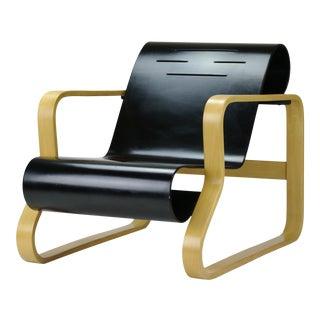 Alvar Aalto Paimio Black Chair