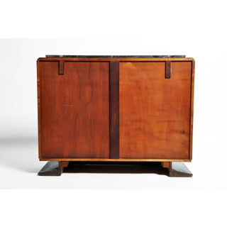French Mid-Century Modern Sideboard With Mable Top Preview