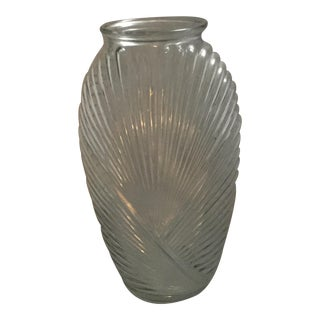 Decorative Clear Glass Vase For Sale